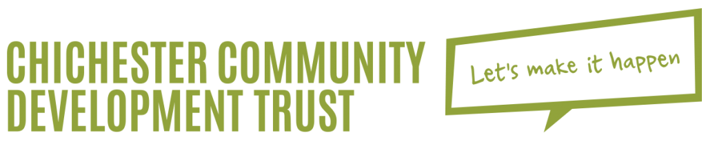 Chichester Community Development Trust Logo