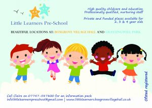 Little Learners pre-school, a great community asset!