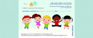 Little Learners Pre-School @ The Lodge