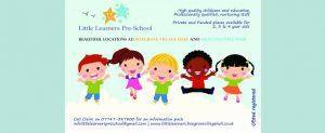 Little Learners Pre-School @ The Lodge