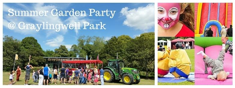 Summer Garden Party - Graylingwell Park