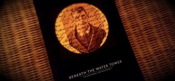 No rose-tinted glasses: Beneath The Water Tower is a fascinating historical book about Graylingwell Hospital