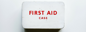 Saturday Café EXTRA - First Aid drop in session @ the Lodge