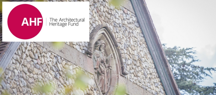 Graylingwell Chapel wins fund to secure project organiser & architect