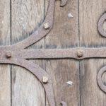 Graylingwell Chapel door hinge