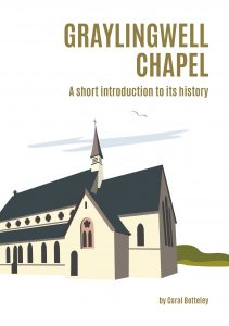 Coral's booklet on Graylingwell Chapel