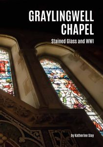 Katherine Slay's booklet cover Graylingwell Chapel