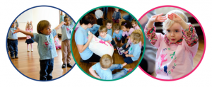 Diddi Dance - Funky pre-school classes @  The Community Hall