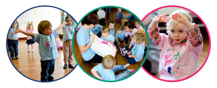 You are currently viewing Diddi Dance – Funky pre-school classes