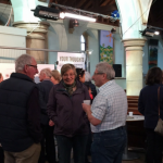 exhibition at Graylingwell Chapel