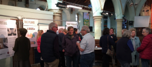 Read more about the article Hundreds of people come to Chapel Exhibition