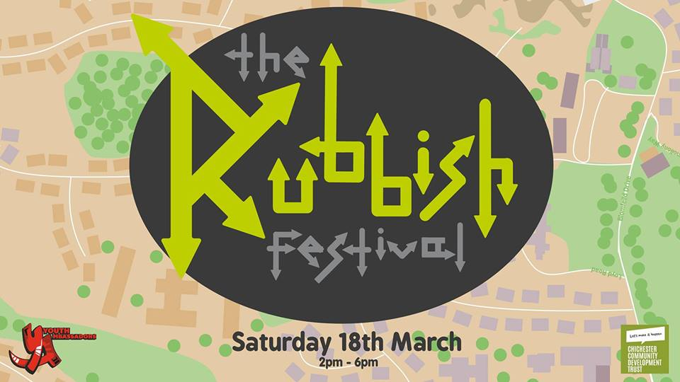 Rubbish Festival at CCDT