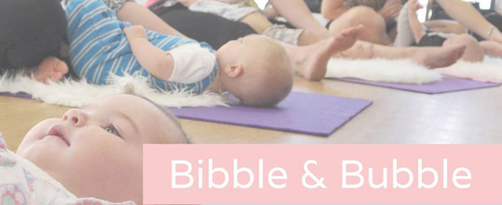 Baby Yoga at CCDT