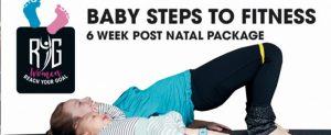 Baby Steps To Fitness @ The Community hall