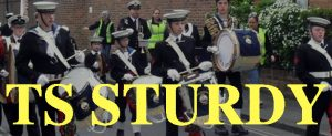TS Sturdy - Marching Band @ The Lodge