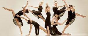 Dance & Beyond: Modern Jazz/Contemporary for 7 to 10 year olds @ The Community Hall