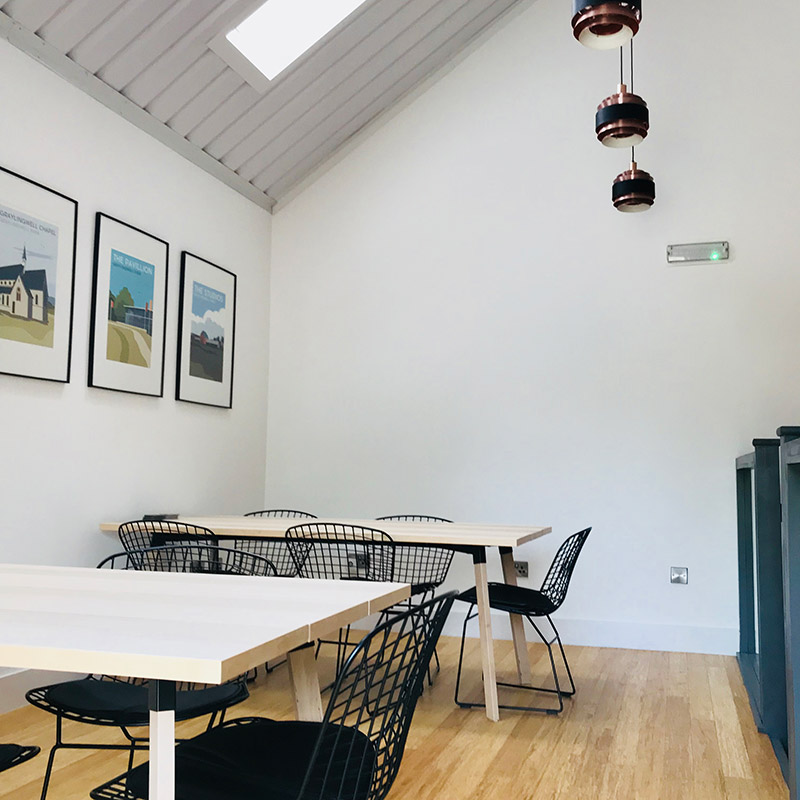 THE WATER TOWER CO-WORKING HUB