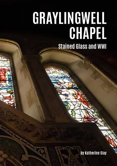Graylingwell Chapel Stained Glass