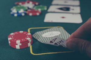 Casino evening:  12-16 year olds