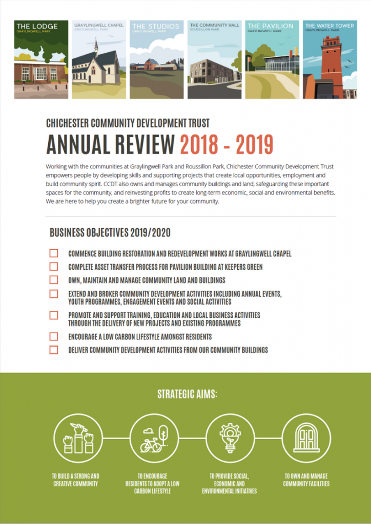 CCDT Annual Review 2018-2019