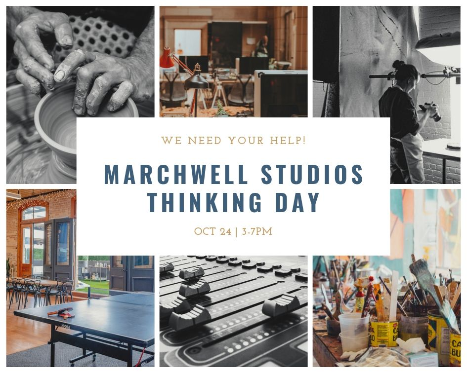 MArchwell Studios open day