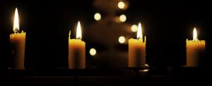 Candle lit carols at Graylingwell Chapel @ Graylingwell Chapel