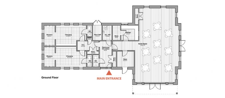 The Lodge floorpan