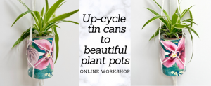 Tin Can Up-Cycle Workshop