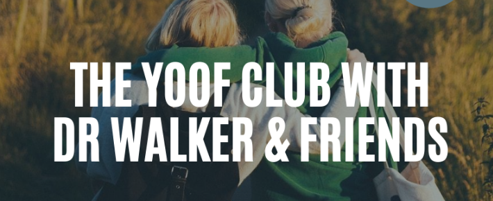 The Yoof Club with Dr Walker (Luffa Legend) and Friends
