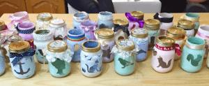 Rustic Kilner Jar Workshop @ The Lodge