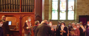 Graylingwell Chapel Organ To Receive Bishop's Blessing in France