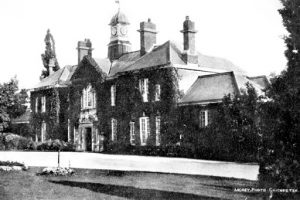 Heritage Walk and Talk: The History of Graylingwell @ Pavilion