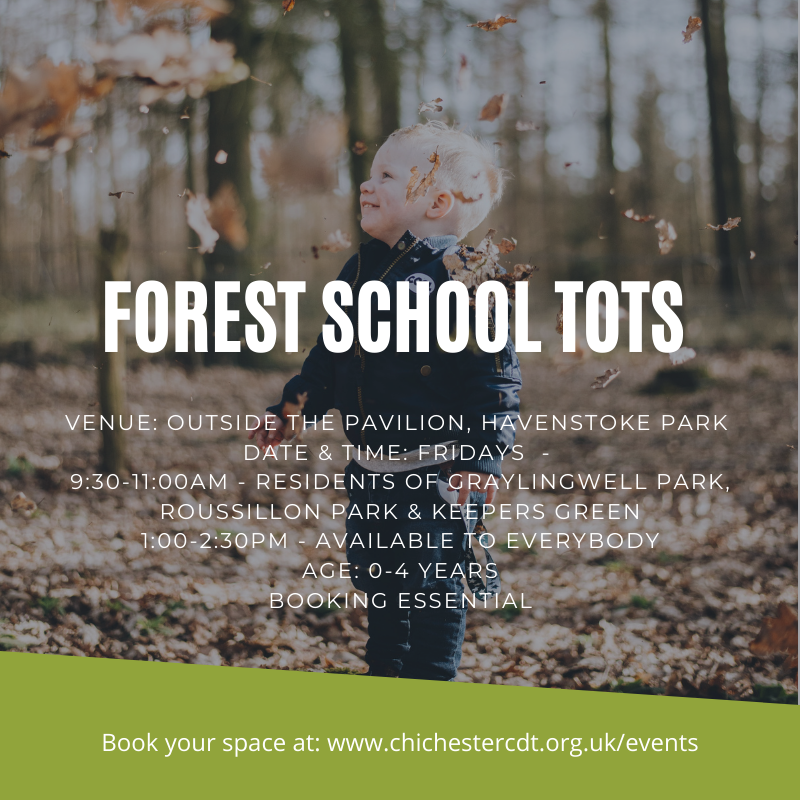 You are currently viewing Forest School Tots – Morning