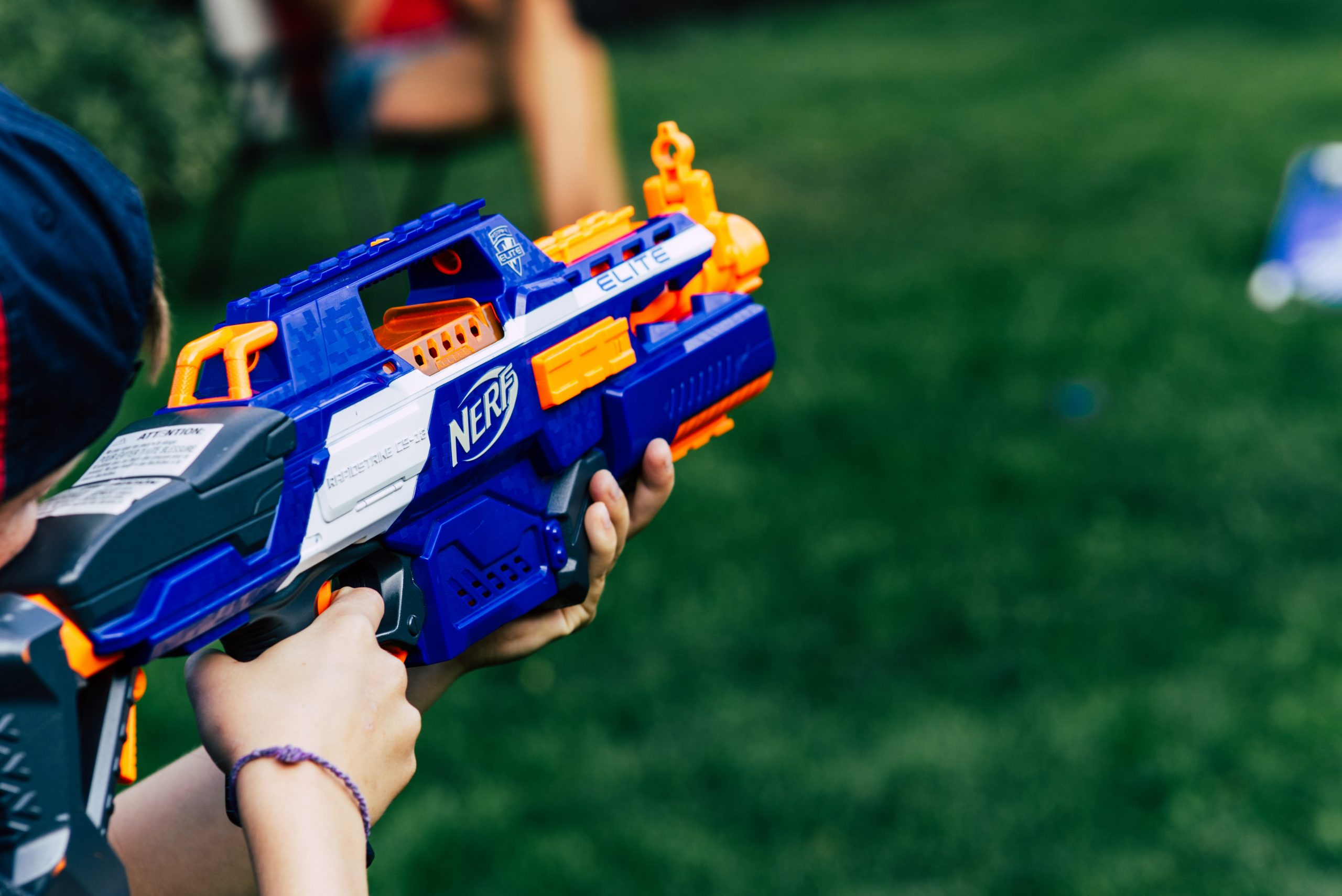 You are currently viewing Dad la Soul – Dad vs Kids nerf war!